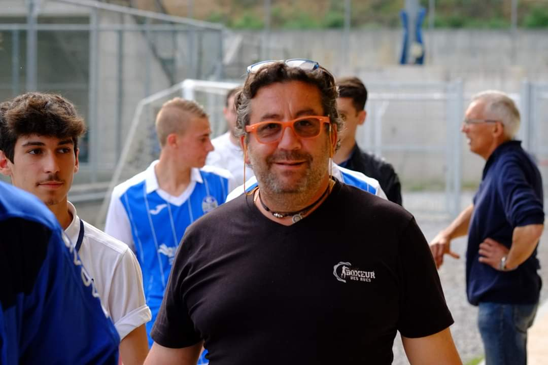 Massimo Careddu allenatore Allievi 2004