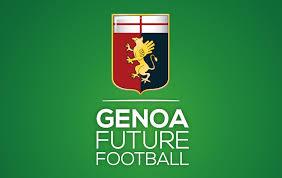 Logo del Genoa future football affiliato con il Ceriale per valorizzare i giovani calciatori del settore giovanile