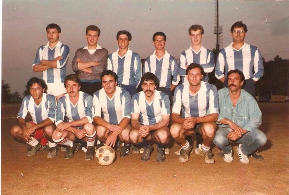 Ceriale Calcio anni 70