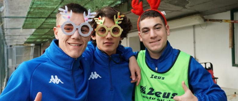 Gli auguri di Buon Natale del Ceriale Calcio: guarda il video!