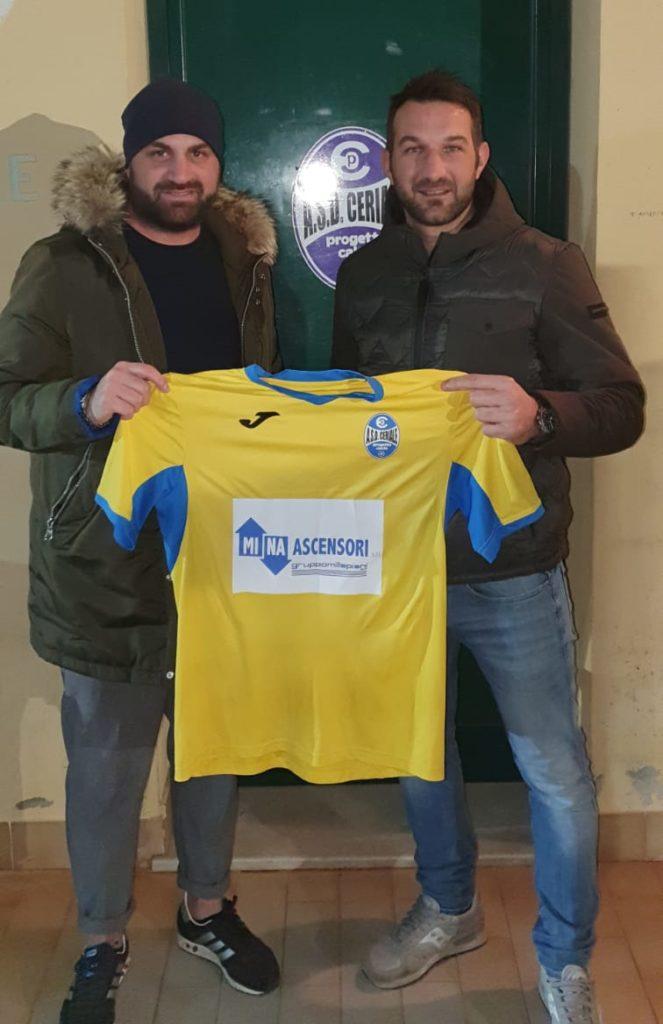Mirko Antonelli è un nuovo giocatore del Ceriale Calcio