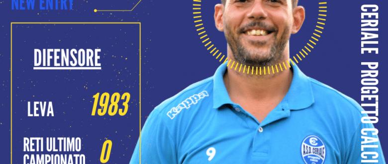 Marco Viganò è il nuovo innesto del comparto difensivo