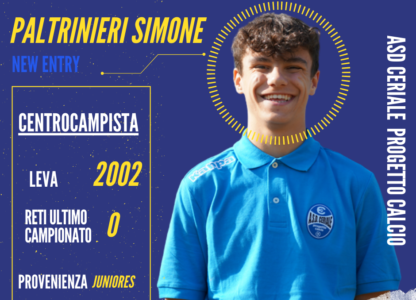 Promosso in Prima Squadra anche Simone Paltrinieri