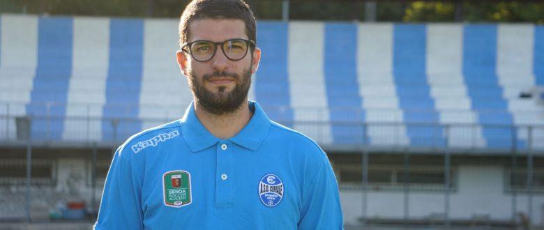Luca Ballone è il nuovo allenatore degli Allievi 2005
