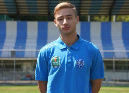 Alessandro Buonocore è un nuovo giocatore del Ceriale Progetto Calcio