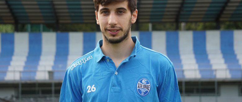L'attaccante Andrea Caneva è un nuovo giocatore del Ceriale